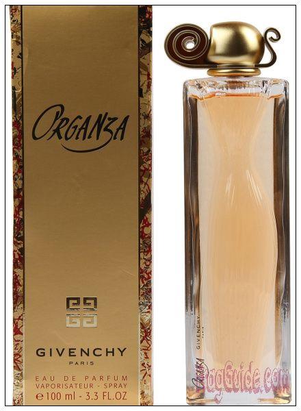 عطر أورجانزا Organza للنساء من Givenchy رحلة مع الأزهار Perfume Bottles Fragrance Organza Givenchy