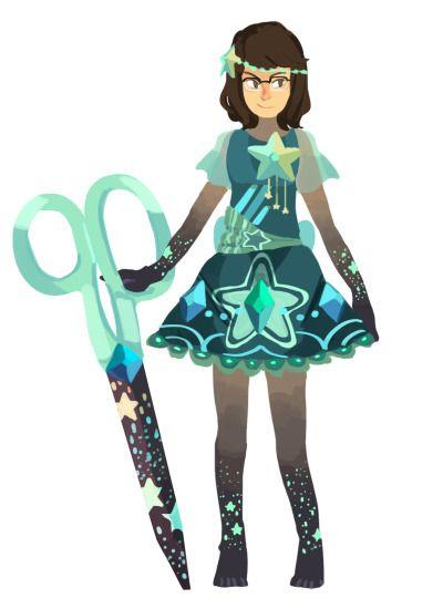 Magical Girl Generator Tumblr Outfit Generator Magical Girl Girl Outfits