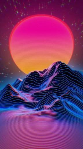 Samsung Wallpaper Galaxy A70 Waves Wallpaper Iphone Glitch Wallpaper Vaporwave Wallpaper