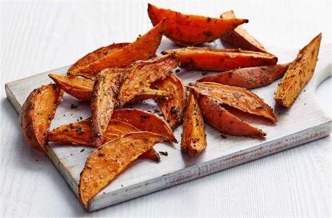 Dereks Sweet Potato And Rosemary Fries