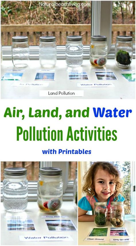 Awesome Ways for Teaching Kids About Pollution