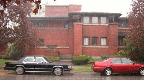 Heath House - Frank Lloyd Wright