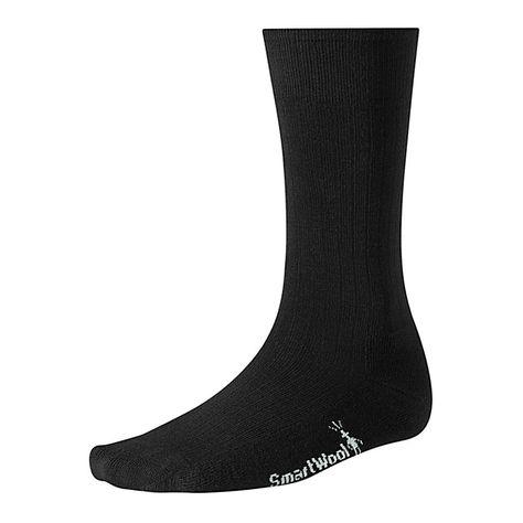 Hike Hunt Camp –Men//Women LG SmartWool PhD OUTDOOR Heavy Over-Calf Socks –Black