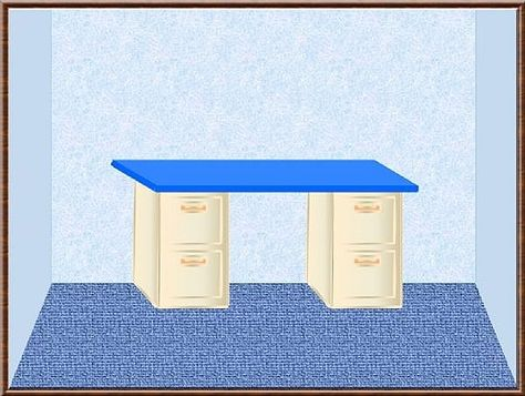How to Make a File Cabinet Desk