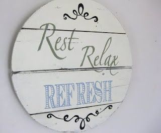 sign tutorial... definitely want to try this! potential-patterns-and-projects