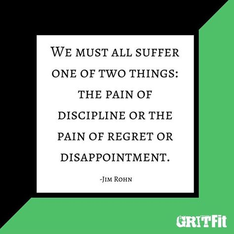compression Discipline or disappointment....