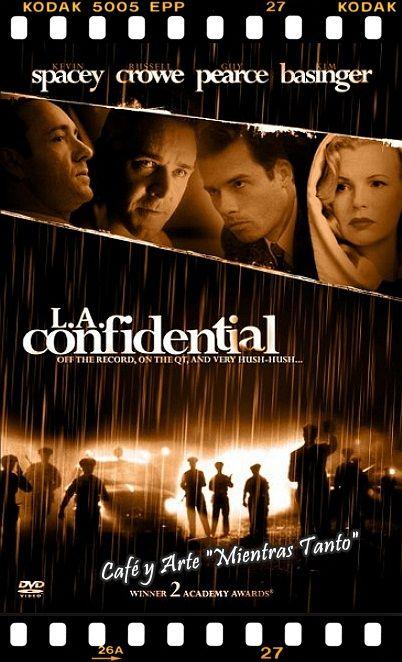 L A Confidential 1997 Peliculas Completas Peliculas