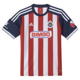 8bb2ab7e5 Jersey Adidas Chivas Niño  Deportes  Futbol  Soccer  Chivas  Guadalajara   Campeonisimo