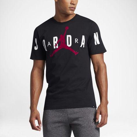 T shirt Jordan Stretched pour Homme, par Nike Taille Medium