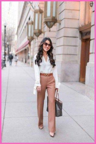 28ce7c0b3 Glamorous Sophisticated Lady Terra Cotta Pants