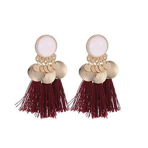 Femmes Fille Teen Hamsa Main Boucle d/'oreille style simple Hippie Boho Chic Boucles d/'oreilles pendantes