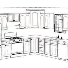 17 Beautiful Photograph Of 10x12 Kitchen Floor Plans L Shape Kitchen Layout Kitchen Designs Layout Kitchen Layout