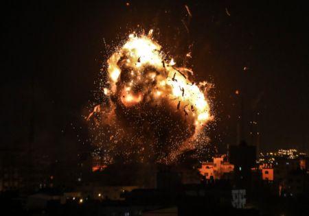 الاحتلال يقصف مواقعا للمقاومة في غزة Concert