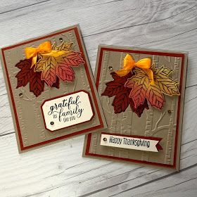 How I mixed Paper Pumpkin August, the Add-On kit and Gather Together to create a Fall Masterpiece! Stampin' Up! Gather Together Stamp Set with Paper Pumpkin Pumpkin Cards, Paper Pumpkin, Neli Quilling, Holiday Cards, Christmas Cards, Handmade Thanksgiving Cards, Thanksgiving Greeting, Thanksgiving Ideas, Tarjetas Stampin Up