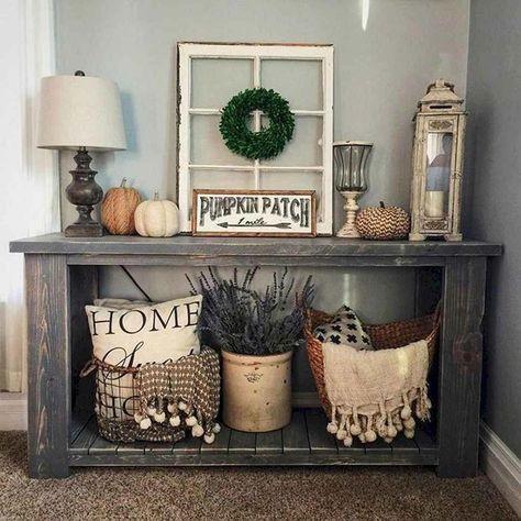 55 Gorgeous Rustic Home Decor Ideas