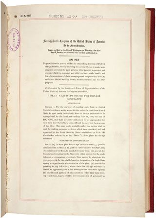 16 best Social Security act of 1935 images on Pinterest Social - social security change of address