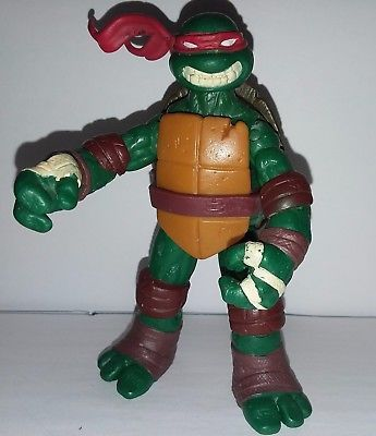 Raphael Raph Teenage Mutant Ninja Turtles Tmnt Action Figure