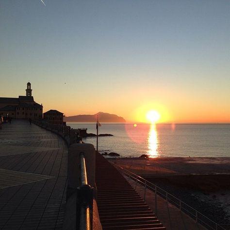 Foto di Boccadasse - Genova, Liguria