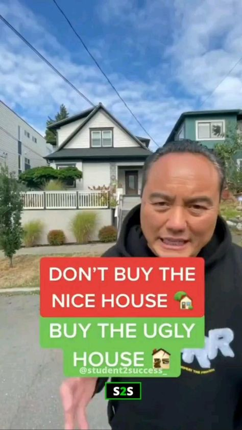 Real Estate advice 💸
