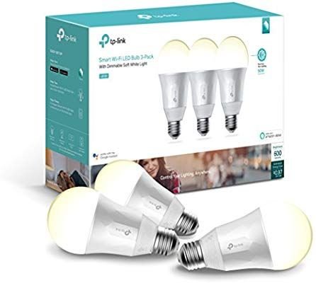 Kasa Smart Wi Fi Led Light Bulb By Tp Link Soft White Dimmable A19 No Hub Required Works With Smart Light Bulbs Led Light Bulb Works With Alexa