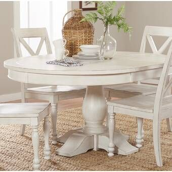 Magaw Solid Wood Dining Table In 2020 Extendable Dining Table
