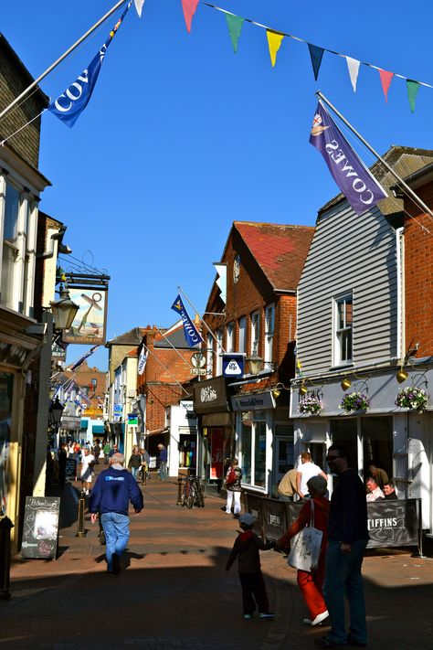Cowes - Isle of Wight, UK