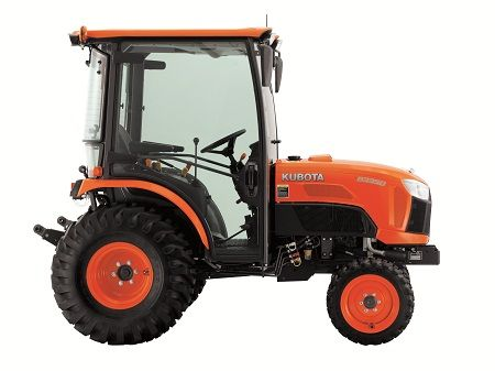 Kubota Bx2650 Tractors Are Perfect For Sidewalk Snow Removal Salt And Plow At The Same Time While Staying W Snow Removal Equipment Snow Removal Lawn Equipment