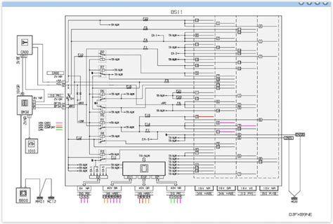 Wiring Diagram Peugeot 206 Gti