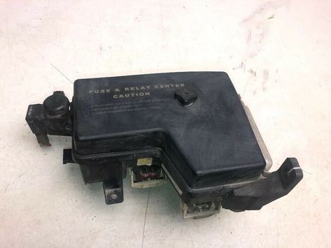 Sponsored Ebay 03 04 05 Dodge Ram 1500 Integrated Power Module