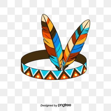 Originally Hand Painted Indian Feather Headdress Seven Colors Indian Indian Headdress Png Transparent Clipart Image And Psd File For Free Download Feather Headdress Indian Feathers Watercolor Feather