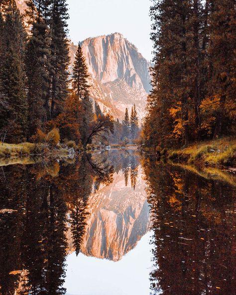 Yosemite National Park by Ryan Resatka, bucketlist, travelingtheworld, travelinspiration Fall Wallpaper, Nature Wallpaper, Halloween Wallpaper, Autumn Photography, Landscape Photography, Art Photography, Yosemite National Park, National Parks, Beautiful World