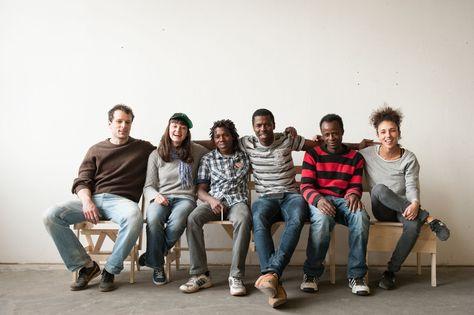 Dieses Kreuzberger Refugee Start Up Baut Italienische Designer Möbel |  CUCULA Trainees | Pinterest | Italienisch, Refugees Und Designklassiker