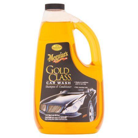 Meguiar S Gold Class Car Wash Shampoo Conditioner 48 Fl Oz Italianinteriordesign Italian Interior Design Boutique Interior Design Nyc Interior Design
