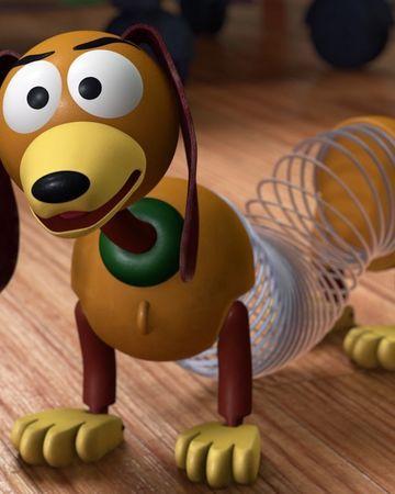 Slinky Dog Disney Wiki Fandom Powered By Wikia Toy Story