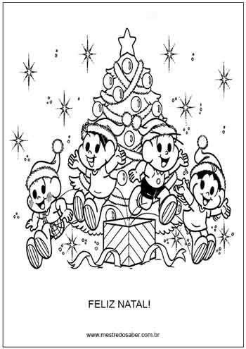 Atividade De Natal Para Colorir Em 2019 Desenho De Natal