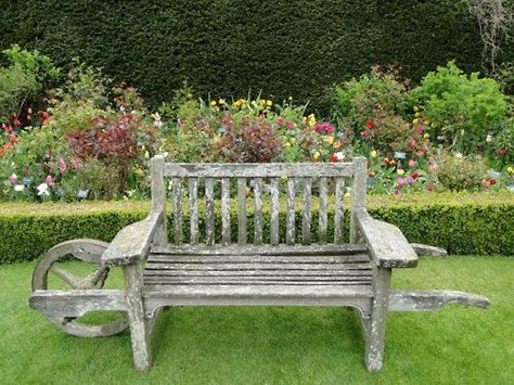 Rolling Garden Bench Great Idea Furniture Design