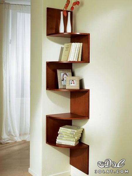 رفوف حائط 2018 ارفف حائط 2018 13001441314 Jpg Wooden Corner Shelf Home Decor Decor