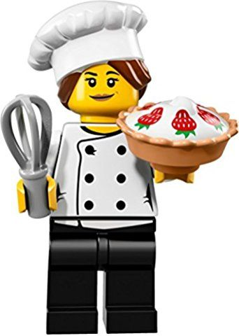 LEGO 71018 MINIFIGURES Series 17 Connoisseur #9