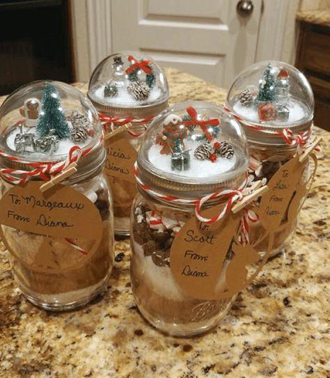 15 Fun & Festive Gifts In A Jar
