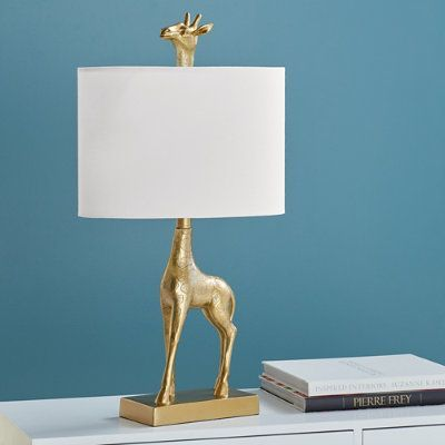 Finding The Perfect Lamp For Your Home Can Be Difficult Because There S Such A Wide Range Of Lamps Available Get The Per Giraffe Lamp Animal Lamp Unique Lamps