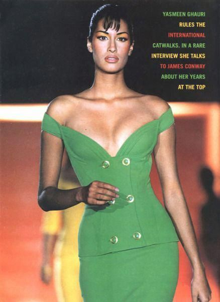 Gianni Versace Vintage Fashion Show & more Luxury Details Carrie Fiter // fashion aesthetic hairstyles outfits outfit inspiration .