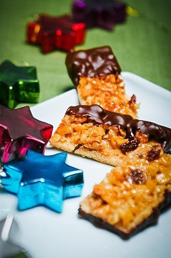 Florentiner Weihnachtsplätzchen.Florentiner Plätzchen Rezept Mit Walnüssen Ein Klassiker Neu