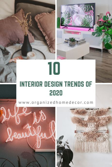 10 Interior Design Trends Of 2020 Wall Texture Design Interior