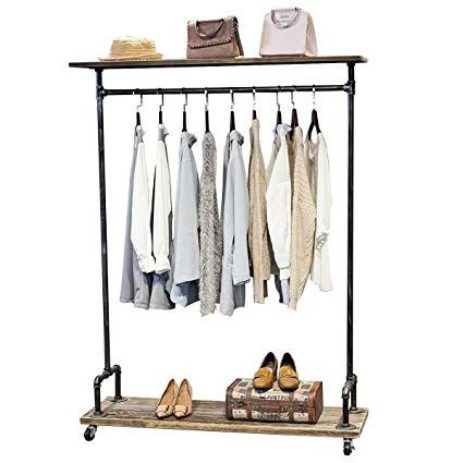 Clothes Rack The Helpers For Order In The Corridor Clothing