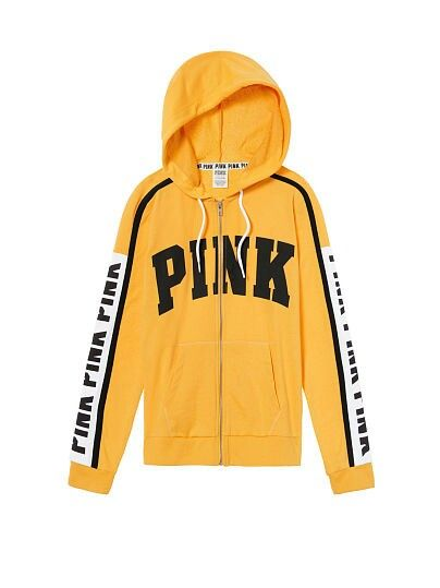 2867456f3 Pin by K I E R R A 👑 on WARDROBE in 2019 | Yellow hoodie, Victoria ...