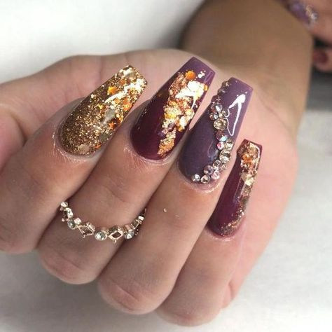 Mani of the Week: Festive Fall Flair