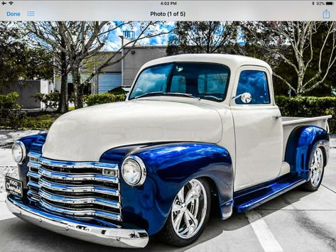 for Chevrolet Advance design 50s pickup classic 2X Lowered truck stickers