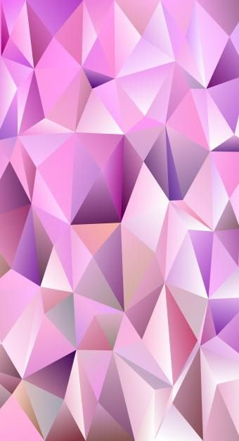 Download Geometrical Abstract Tiled Triangle Pattern Background