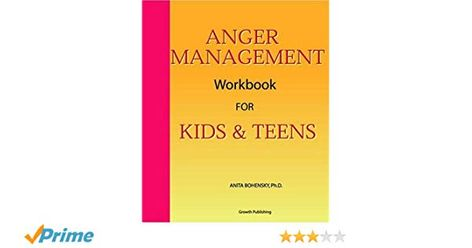 Amazon.com: Anger Management Workbook for Kids and Teens