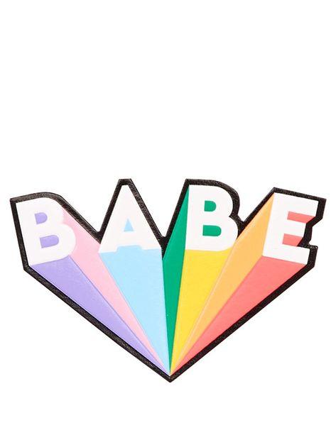 Skinnydip London Babe Plushie Sticker